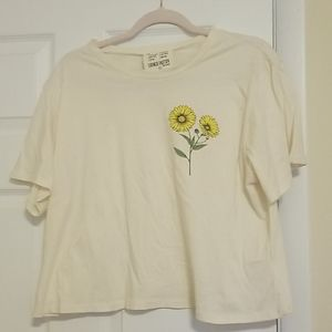 *SOLD!* French Pastry Crop Top